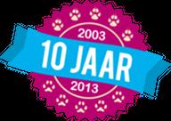 10 jaar Stichting ZorgDier Nederland