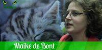 ZorgDier tijdens kattenshow Neocat