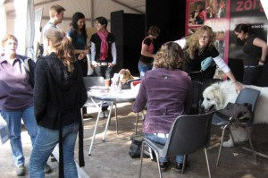 ZorgDier op Animal Event