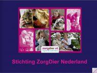 Fotoboek Stichting ZorgDier Nederland