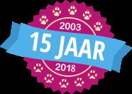 15 jaar Stichting ZorgDier Nederland